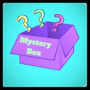 🔥mystery item box!! 6-8 items!!! Keep or sell!